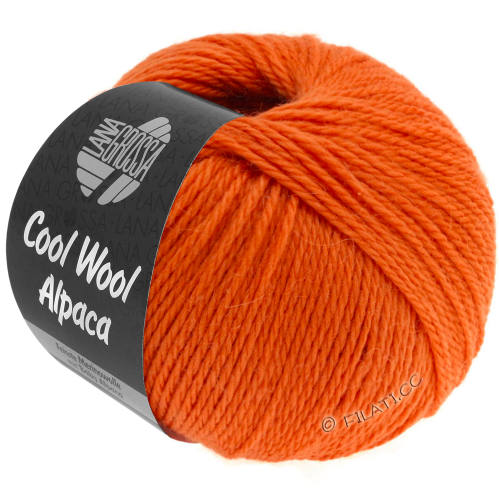 Пряжа Lana Grossa COOL WOOL ALPACA, меринос/альпака, 140 м/ 50 г 31